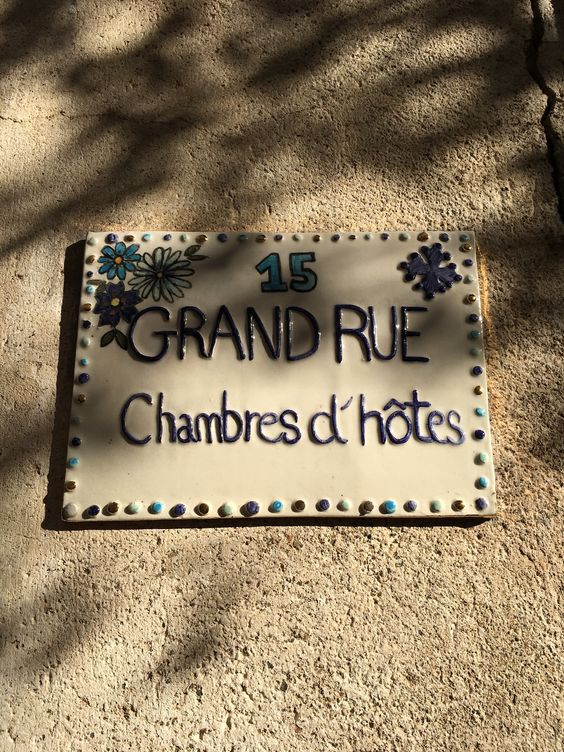 Épinglé par 15 Grand Rue \u003d BB Bed and Breakfast Chambre D\u0027hotes