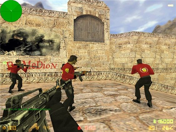 Counter Strike Games: CS 1.6 Sound Hack For All sXe Version Download Ful...