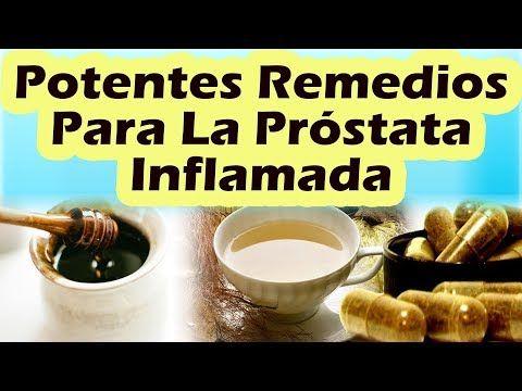 tratamiento para la próstata dañada