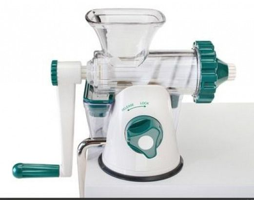 COMPACT AND LIGHTWEIGHT LEXEN HEALTHY JUICER MANUAL