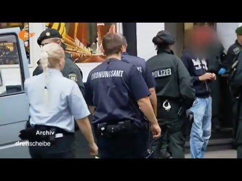 Libanesen-Clans terrorisieren Gelsenkirchen - YouTube