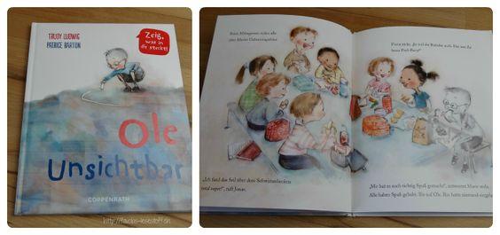 "#Bilderbuch  ""Ole Unsichtbar"" von Trudy Ludwig und Patrice Barton  http://www.favolas-lesestoff.ch/2015/06/bilderbuch-ole-unsichtbar-von-trudy.html"
