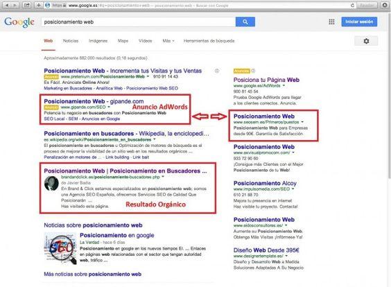 Actualización de la página de resultados de búsqueda de Google