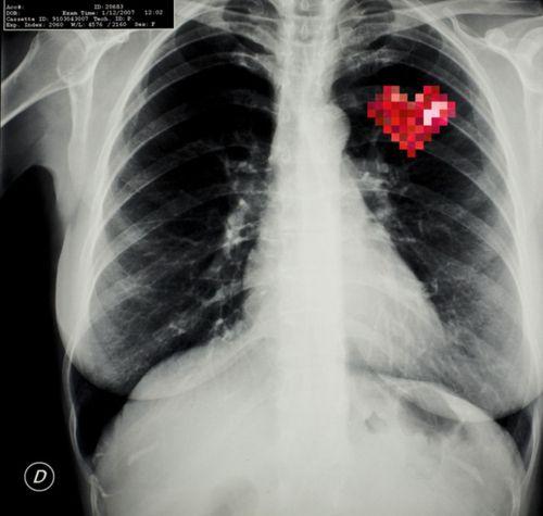 8-bit heart