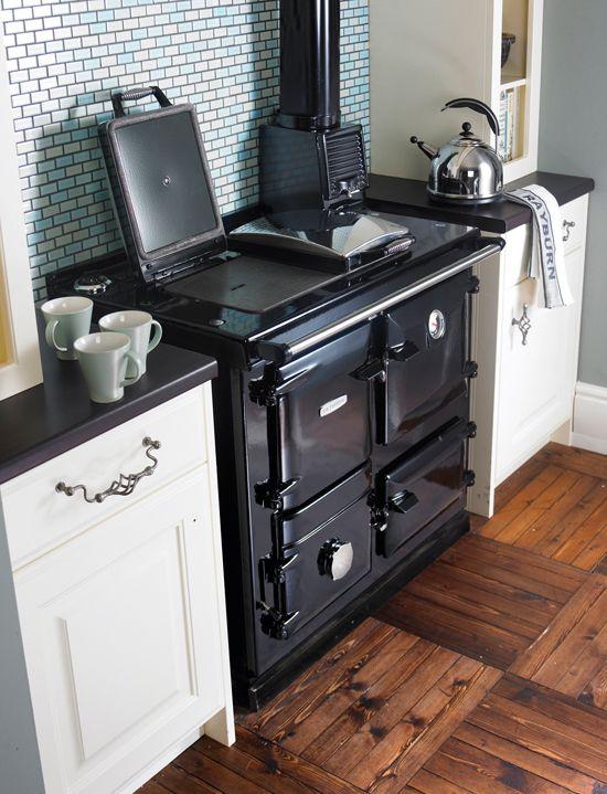 Aga Herd rayburn cooker in black http rayburn web co uk h