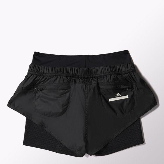 adidas - Shorts para Correr Stella McCartney Mujer