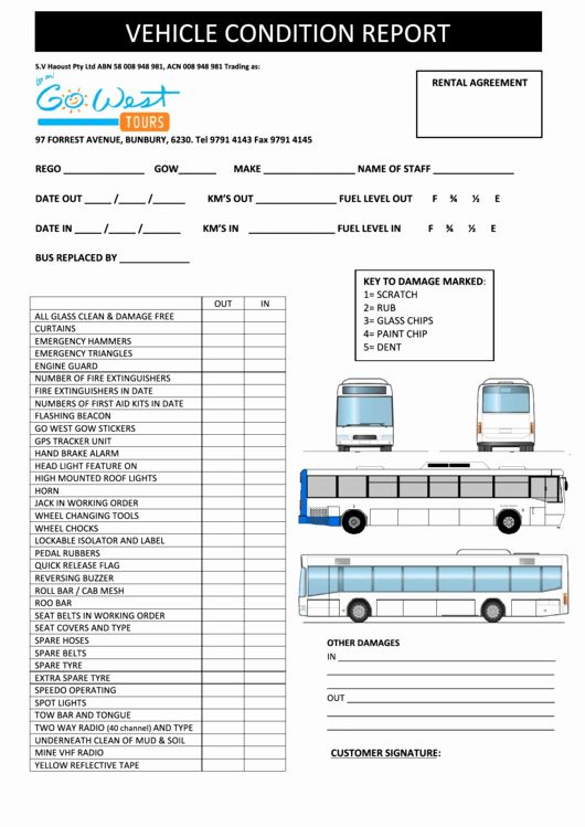 Vehicle Condition Report Template Best Of Vehicle Condition Report Printable Pdf In 2021 Business Plan Template Pdf Report Template Invoice Template Word