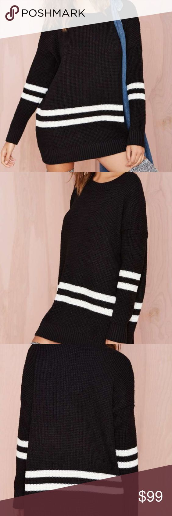 ISO Nasty Gal On The Line Sweater In Search Of Nasty Gal On The Line Sweater Nasty Gal Sweaters