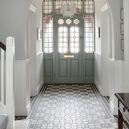 Fiona Mcphillips On Instagram Although I Post Photos Of My Home Most Days I Realise I Ve Never Posted The Befor 1930s House Renovation House Hallway Designs