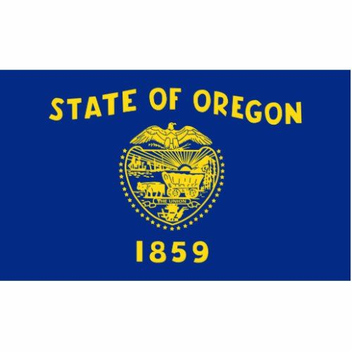 Pin On Oregon State Flag Custom Personalized State Flags