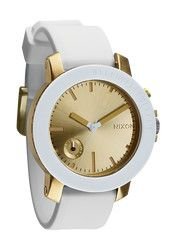 The Raider - White / Gold | Nixon