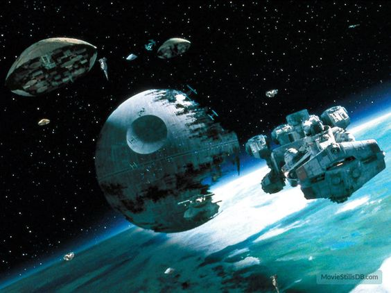 Star Wars: Episode VI - Return of the Jedi publicity still