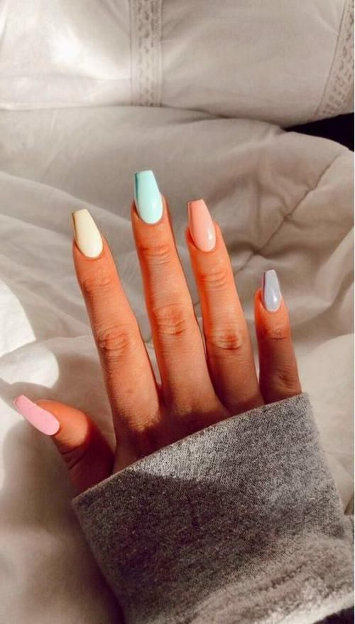 Acrylic Nails Coffin Nail Designs Summer Acrylic Acrylic Nail Designs Summer Gel Nails