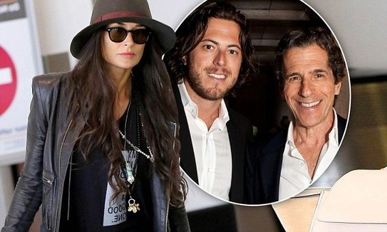 Demi Moore has finally stopped dating toy boys and is with a man 16 years her…