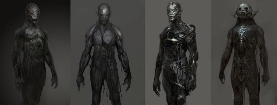 Thor 2 Concept Art & An Art Book -By Justin Sweet