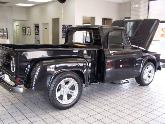 1963 Dodge D100