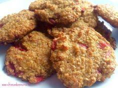 galletas avena platano y fresas el rincon de mi recreo