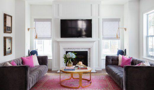 Some Interior Design Ideas For Living Room Yonohomedesign Com Desain Interior Desain Interior Rumah Interior