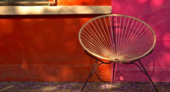 PALOMA chair... super cool chairs by Leon Leon