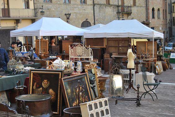 Bologna Flea Market