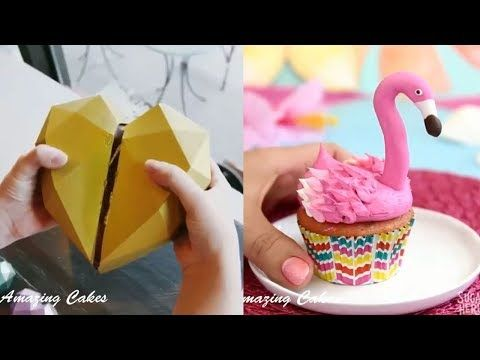 ORIGAMI CUP CAKE - YouTube | 360x480