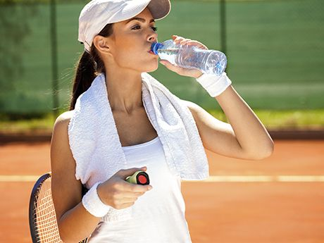 How Dehydration Can Affect Your Performance on the Tennis Court