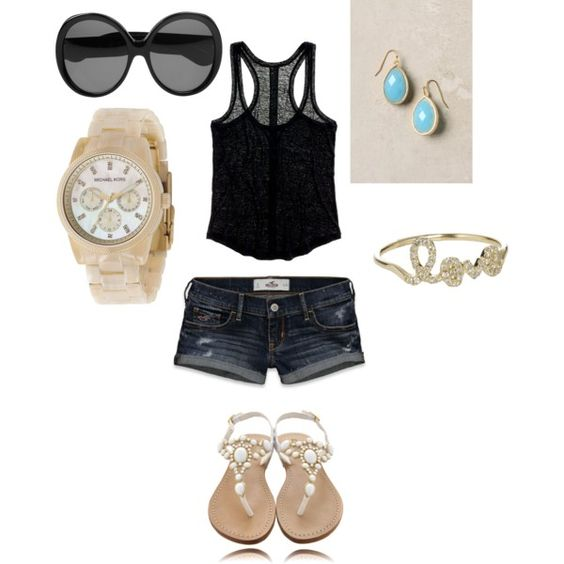 Summer Casual, created by ambernicolelavergne