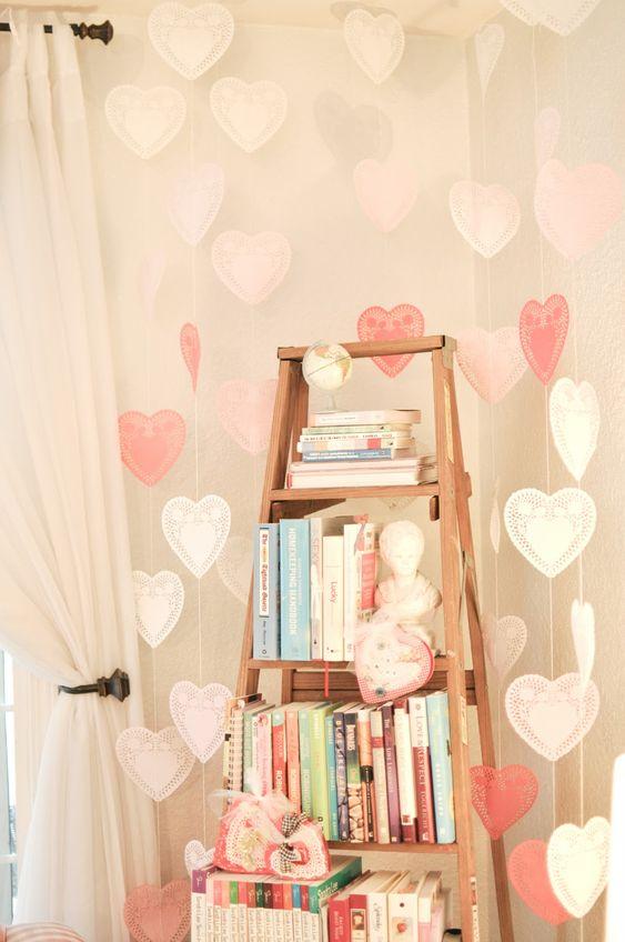 Domestic fashionista home decor diy fashion valentine for Cupid decorations home