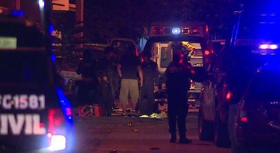 Una fiesta en México terminó en tragedia con dos muertos
