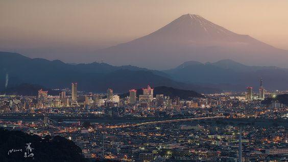 https://flic.kr/p/D282kw | Shizuoka, land of the rising sun | Shizuoka city and…