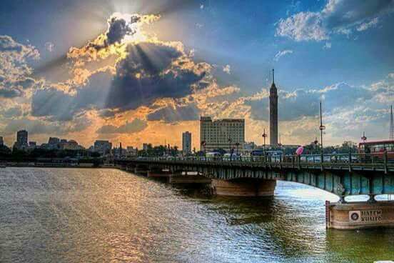 Río Nilo; Egipto
