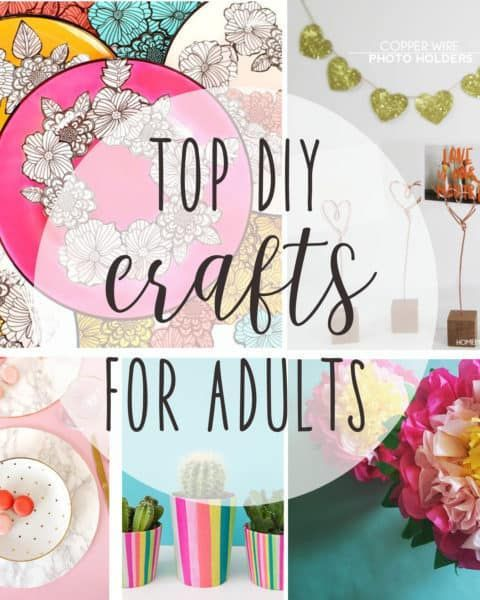 Crafts For Adults Diy Craft Ideas For Adults Diy Crafts For