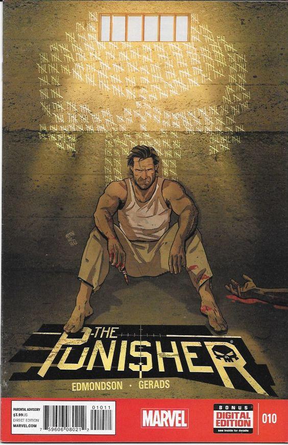 Punisher # 10 Marvel Now !