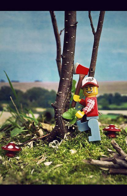 #Lego #Minifig #cute