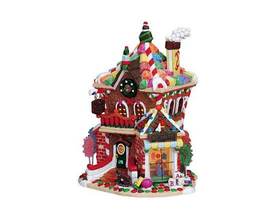 Christmas villages christmas village collections and toys on