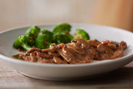 Veal Marsala - Sauteed and topped with mushrooms and our Lombardo Marsala wine sauce