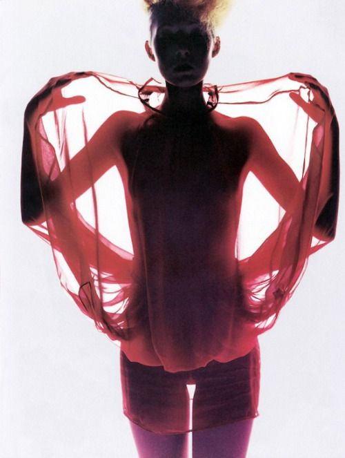 lelaid:  Maggie Rizer by Nick Knight for British Vogue April...