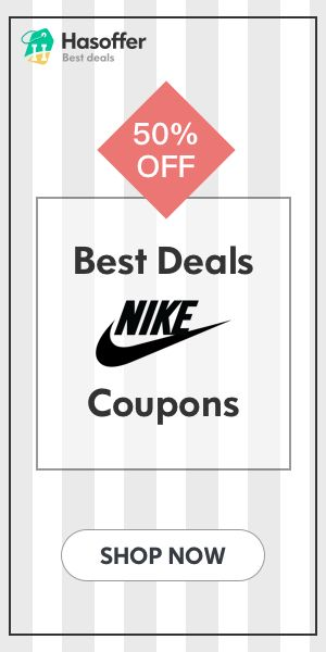 hasoffer Nike 50% OFF Coupons Deals