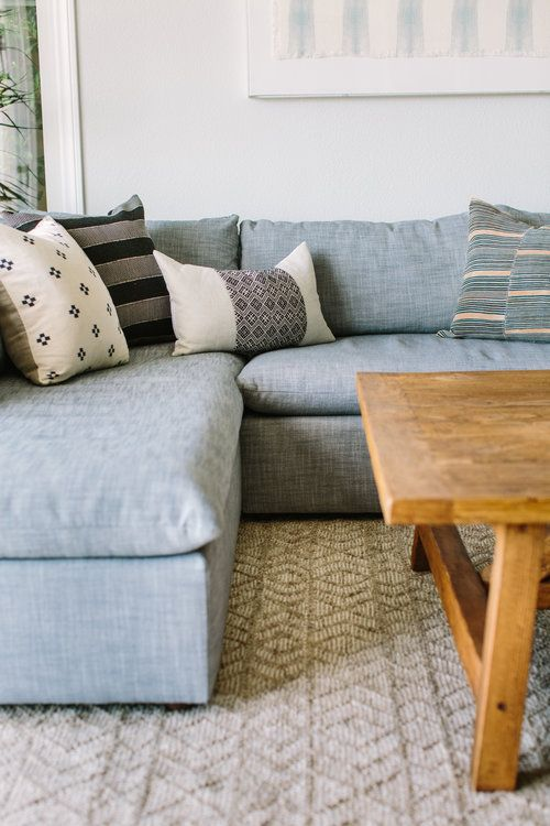 Super Light Blue Chambray Sectional Woven Natural Fiber Rug Bralicious Painted Fabric Chair Ideas Braliciousco