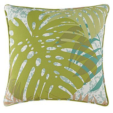 Jcpenney Outdoor Throw Pillows : Oasis, Set of and Outdoor on Pinterest