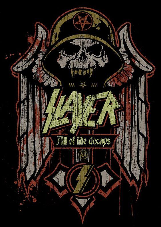 slayer - trash metal