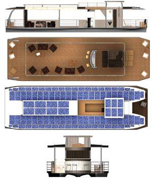 p niche solaire fluviale helios p niche d 39 habitation 100 autonome en energie p niche bar. Black Bedroom Furniture Sets. Home Design Ideas
