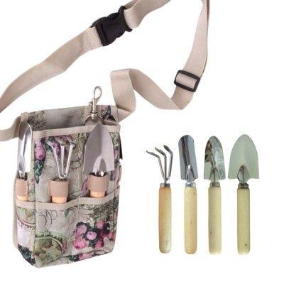 5-teiliges Garten-Werkzeug-Set