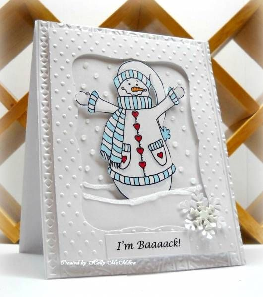 ~ I'm Baaaack! ~ by Toy - Cards and Paper Crafts at Splitcoaststampers