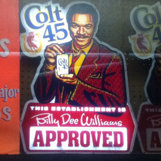 Billy Dee approves