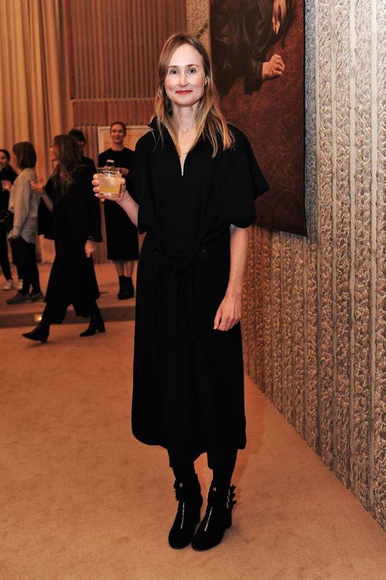 Filippa k black dress design