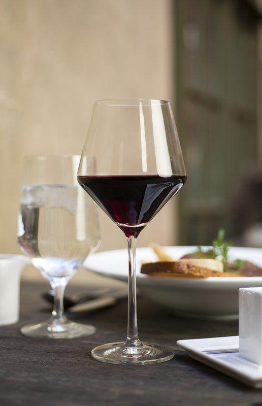 Pure 23 Oz Crystal Red Wine Glass Burgundy Wine Glasses Best Red Wine Red Wine Glasses