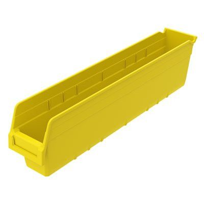 6 inch ShelfMax Bins 23-5/8x4-1/8x6