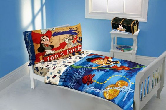 Jake & The Neverland Pirates Bedroom Decor