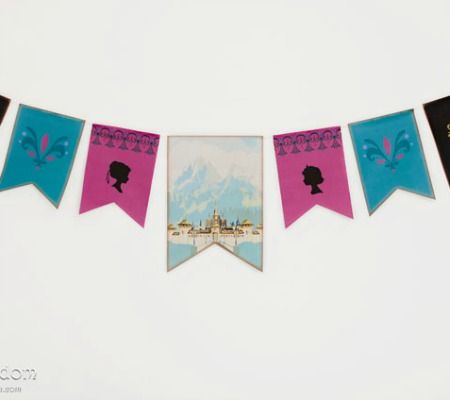 6 Free Frozen Party Printables Disney Baby Frozen Party